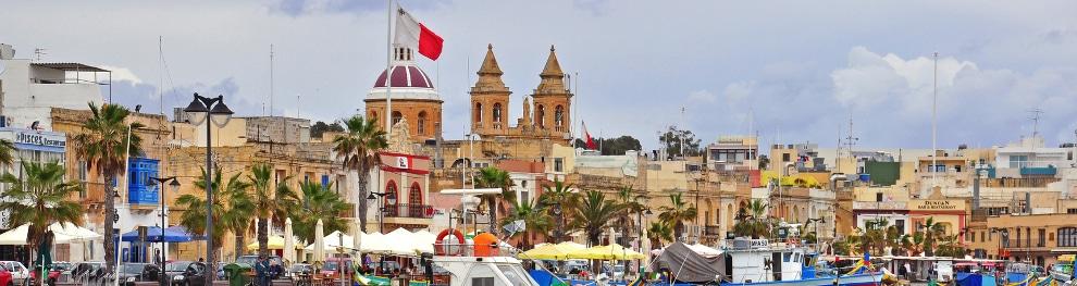 Verkehrsregeln in Malta: Linksverkehr, volle Straßen und wunderbare Ausblicke