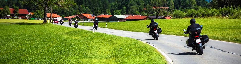 So können Sie Ihr Motorrad winterfest machen