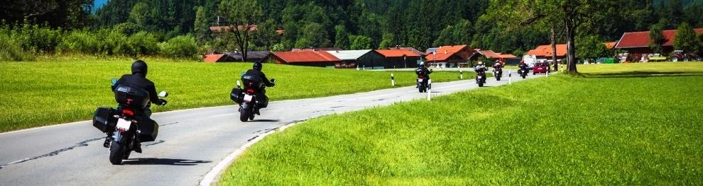 Motorradversicherung: Finden Sie hier die beste Versicherung für Ihr Motorrad
