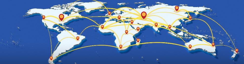 Pandemie: Die weltweite Ausbreitung einer Krankheit