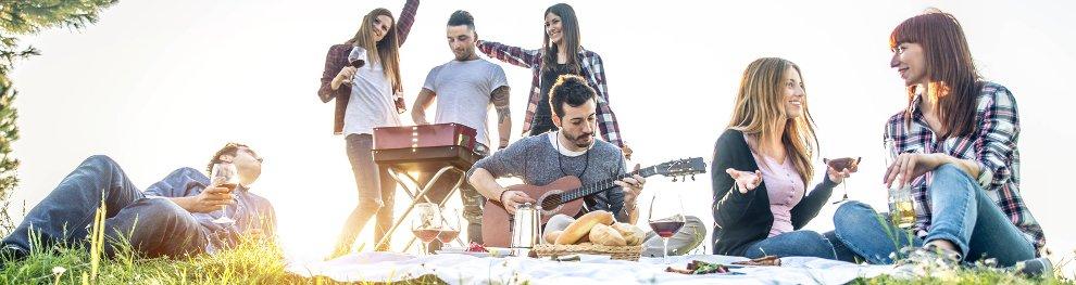 Picknick im Freien: Bußgeld bei Hinterlassenschaften