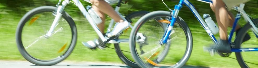 """Radschnellweg: Zügiges Radeln auf der """"Fahrradautobahn"""""""