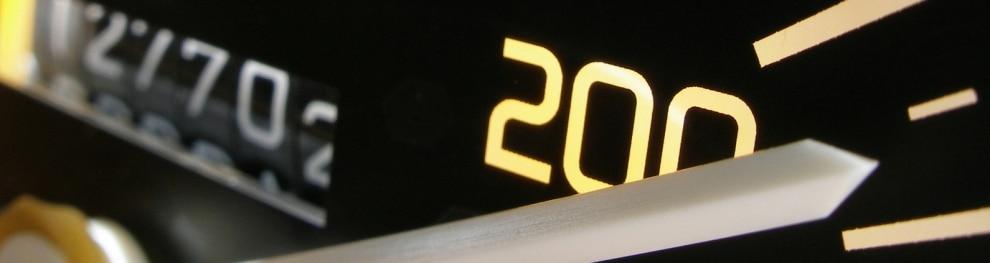 Geschwindigkeitskontrolle: Arten der Geschwindigkeitsüberwachung