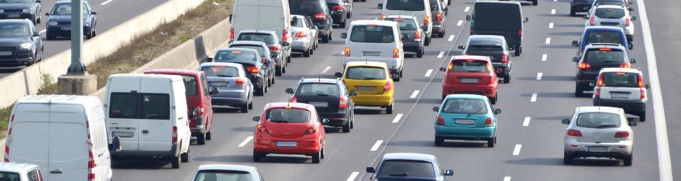 Was ist ein Verkehrsinfarkt und wie unterscheidet er sich von einem Stau?