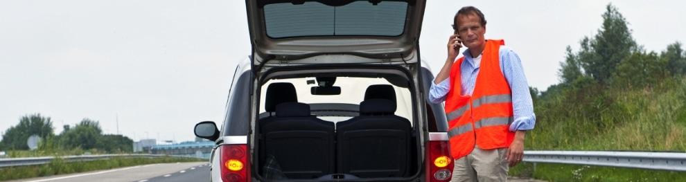 Mobilitätsgarantie der Hersteller – Hilfe bei einer Panne