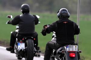 Helmpflicht auf dem Motorrad: Der Helm muss auch geeignet sein!
