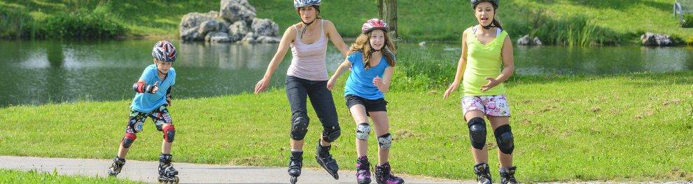 Skaten in der Stadt – Wo darf man mit Inline-Skates fahren?