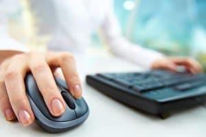 Auch Aktivitäten im Internet sind von Vorratsdatenspeicherung betroffen