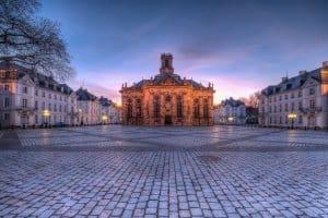 Saarbrücken: Wird von hier aus bald eine Internetwache fürs Saarland operiert?