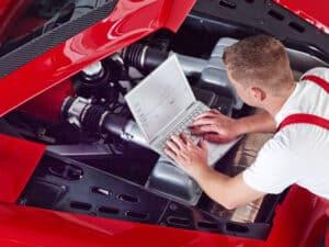 Kaufvertrag Auto - Hauptuntersuchung gibt Aufschluss