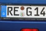 Beim Kennzeichenmissbrauch versteht das Recht in Deutschland keinen Spaß. Es wird hart geahndet.
