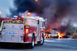 Die Kfz-Steuerbefreiung betrifft unter anderem Feuerwehrautos.