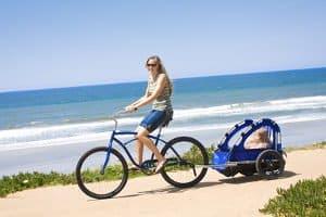 Kindersitz: Bis wann ist er Pflicht, wenn Sie Ihr Kind mit dem Rad transportieren?