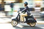 Was muss ich beachten, wenn ich mit einem Kleinkraftrad fahren möchte?