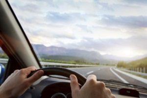 Die Klimaanlage sorgt im Auto für angenehme Temperaturen.