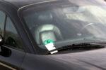 Knöllchen am Auto