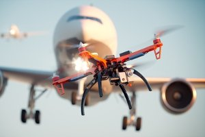 Kommerzielle Drohnen müssen bestimmte Vorschriften erfüllen.