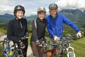 Eine kostenlose Routenplanung ist oft lokal auch für Radfahrer verfügbar.