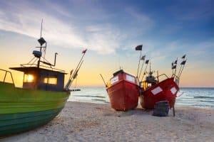 Küstenwache: Auf Nordsee und Ostsee auch für den Fischereischutz zuständig.