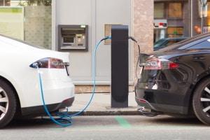 Wichtiger Teil der Elektromobilität: Die Ladestation fürs Elektroauto.
