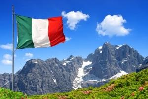 Vorsicht in Italien: Dort wohnhafte Personen dürfen nicht mit ausländischem Länderkennzeichen fahren.