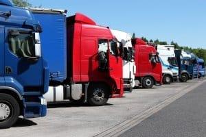 Müssen nur die Großen der Straße fernbleiben? Manchmal sind nur Lkw vom Diesel-Fahrverbot in der Innenstadt betroffen.