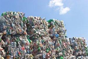 Die Luftverschmutzung in Deutschland und Europa entsteht auch durch Erosion der Müllhalden.