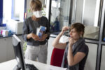 Eine Maskenpflicht im Büro gilt in Berlin ab dem 03.10.2020!