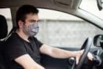 In Sachsen und Berlin gilt ab sofort eine Maskenpflicht im Auto.
