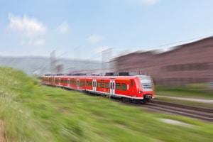 Eine Maskenpflicht in Zügen des Fernverkehrs gibt es noch nicht.