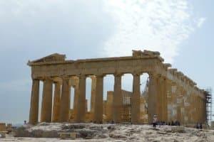 Wo fällt eine Maut in Griechenland an?