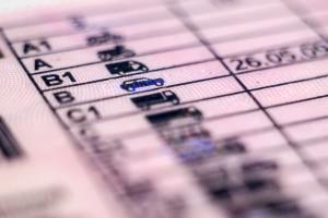 Lassen Sie den mazedonischen Führerschein umschreiben, werden alle Klassen der Fahrerlaubnis berücksichtigt.