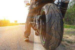 Auch für ein Motorrad sollte ein Scheckheft geführt werden.