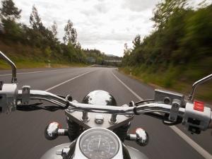 Motorrad-Tacho: Beim Umbau - auch optischem - gilt es zahlreiche Regeln zu beachten.