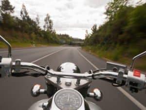 Das Rücklicht ist als Motorradbeleuchtung vorgeschrieben.