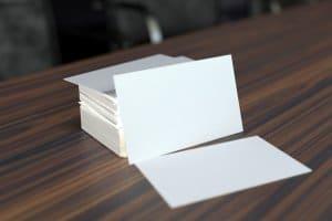 Müllrecycling wird oft bei Papier angewendet.