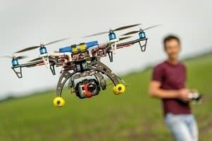 Eine Multicopter-Versicherung ist Pflicht.
