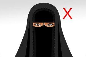 Der antragstellenden Muslima wurde untersagt, verschleiert Auto zu fahren