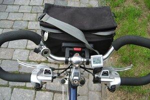 Naturschutz dient der Erholung wie etwa Fahrradtouren durch die Wälder.