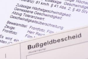 Neue Bußgeldkatalog-Verordnung: Vor allem Geschwindigkeitsüberschreitungen werden teurer.