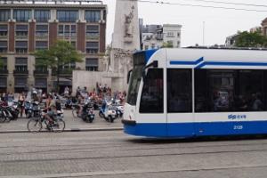 Öffentliche Verkehrsmittel bringen täglich Millionen Menschen ans Ziel.