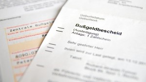 Die öffentliche Zustellung von Bußgeldbescheiden wird vom Verwaltungszustellungsgesetz geregelt