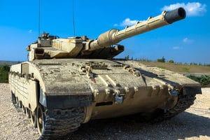 Panzer fahren: Die Bundeswehr ist dafür heute nicht mehr die einzige Anlaufstelle. Jeder kann einen Panzer mieten und fahren.