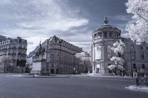 Der Pariser Autosalon wurde 1898 erstmals eröffnet.