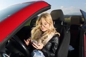 Ist es möglich, einen Parkschein per SMS zu lösen?
