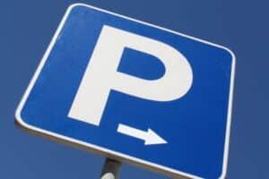 Durch dieses Schild kann ein Parkverbot aufgehoben werden.