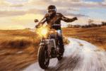 Ab 2020 ist es möglich, nach einigen Übungsstunden mit dem PKW-Führerschein auch Leichtkrafträder zu fahren.