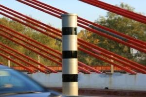 Der Poliscan Speed: Oft steckt dieser in einem säulenartigen Tower.