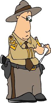 Regeln zu Zeichen und Weisungen der Polizeibeamten finden ebenfalls Platz in der StVO.