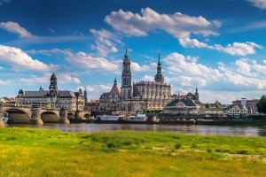 Das Polizeiverwaltungsamt Sachsen hat seinen Hauptsitz in Dresden.